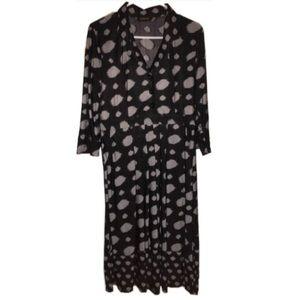 *NEW ITEM* Reborn Collared Long Sleeve  Dress
